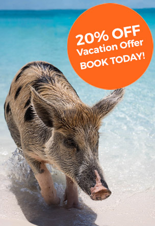 White Sands Bahamas 20/20/20 Offer